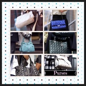 Handbags - Purses, Handbags, Totes & Satchels